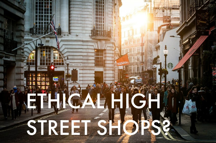 ethical high street shops