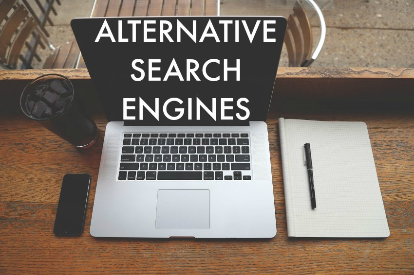 alternative search engines