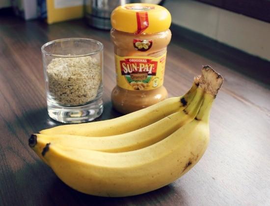 gluten free banana cookies