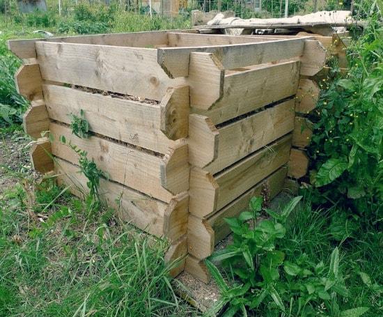 garden composter compost bin