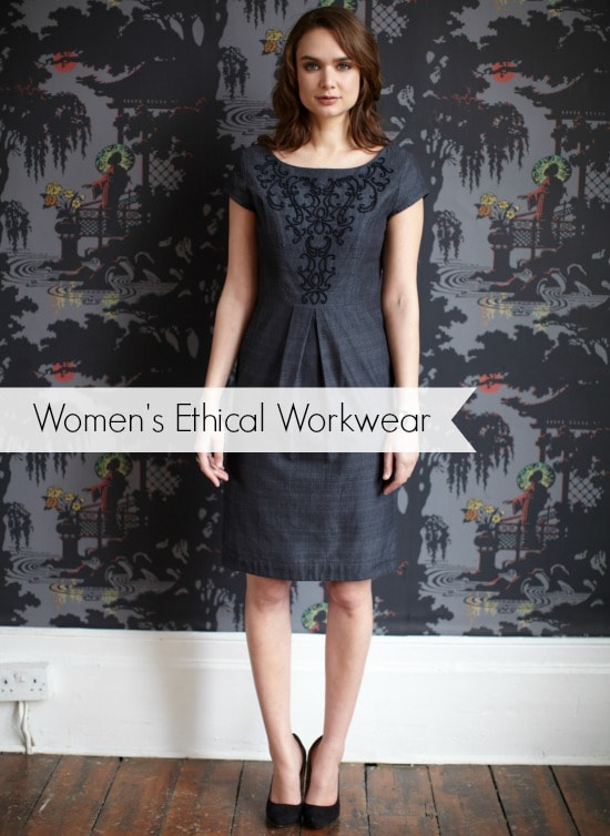 womens ethical workwear