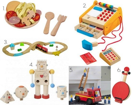 eco friendly ethical gifts for kids