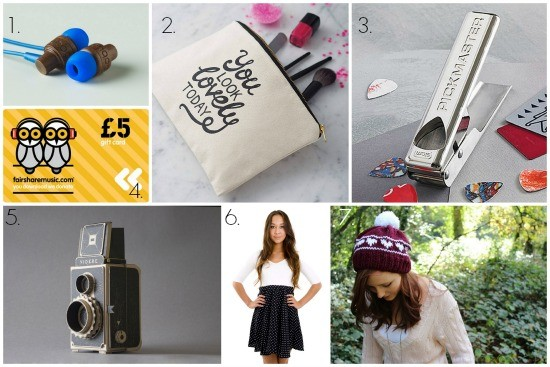 eco-friendly ethical gifts for teens