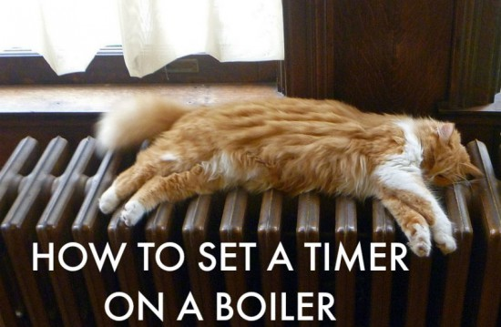 How To Set A Timer On A Boiler