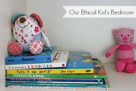 ethical kid's bedroom