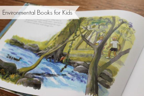 environmental books for kids