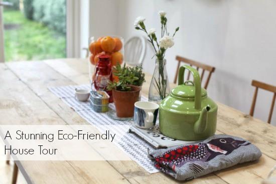 eco-friendly house tour