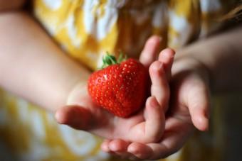 strawberry and basil scones recipe