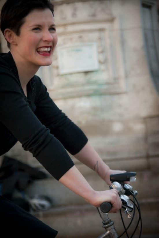Awesome Folk on Two Wheels: Jo Holtan