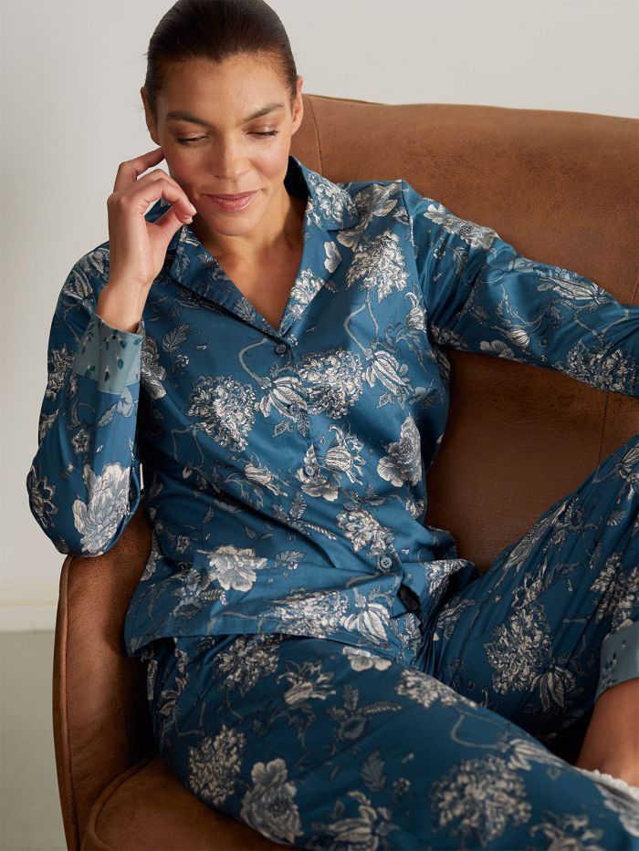 womens sustainable sleepwear