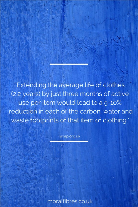 environmental impact of clothes