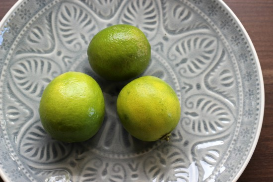 how to freeze limes
