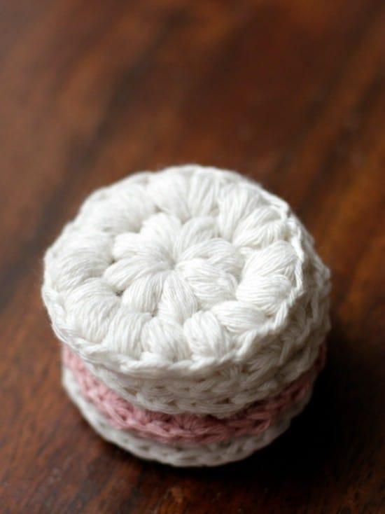 cotton wool pad DIY