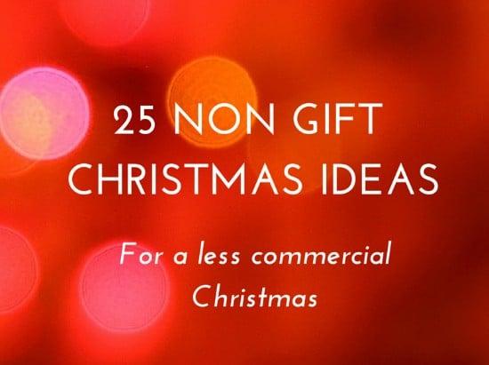 non gift ideas