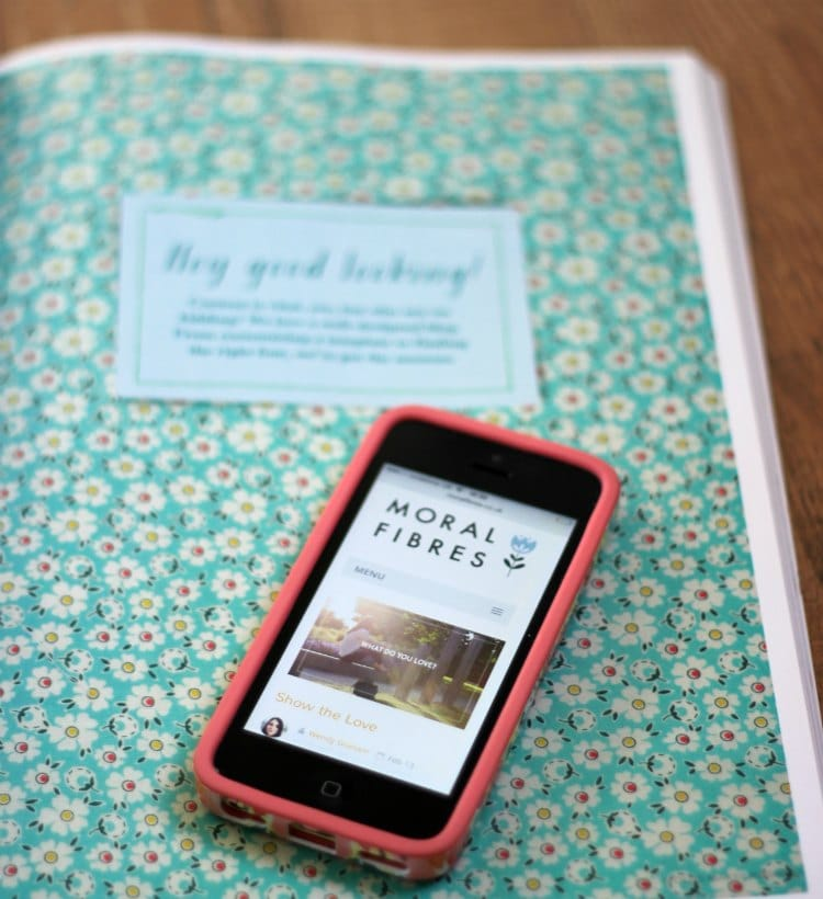 green blog advice
