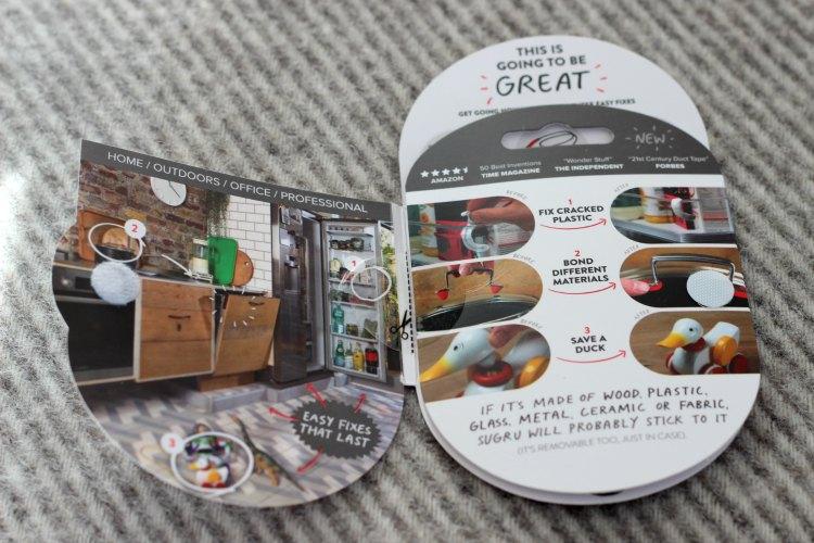 sugru packaging