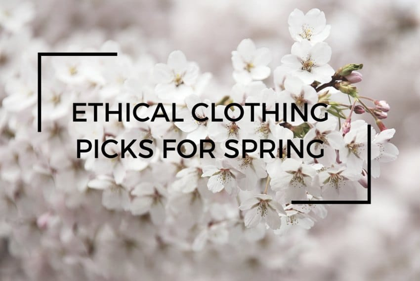 spring ethical clothing