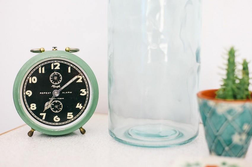 Kienzle tam tam alarm clock