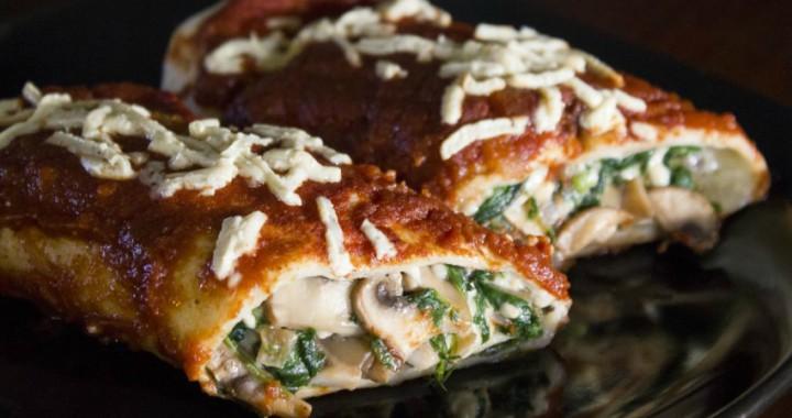 5 vegan dinner recipes moral fibres uk eco green blog vegan enchiladas forumfinder Gallery