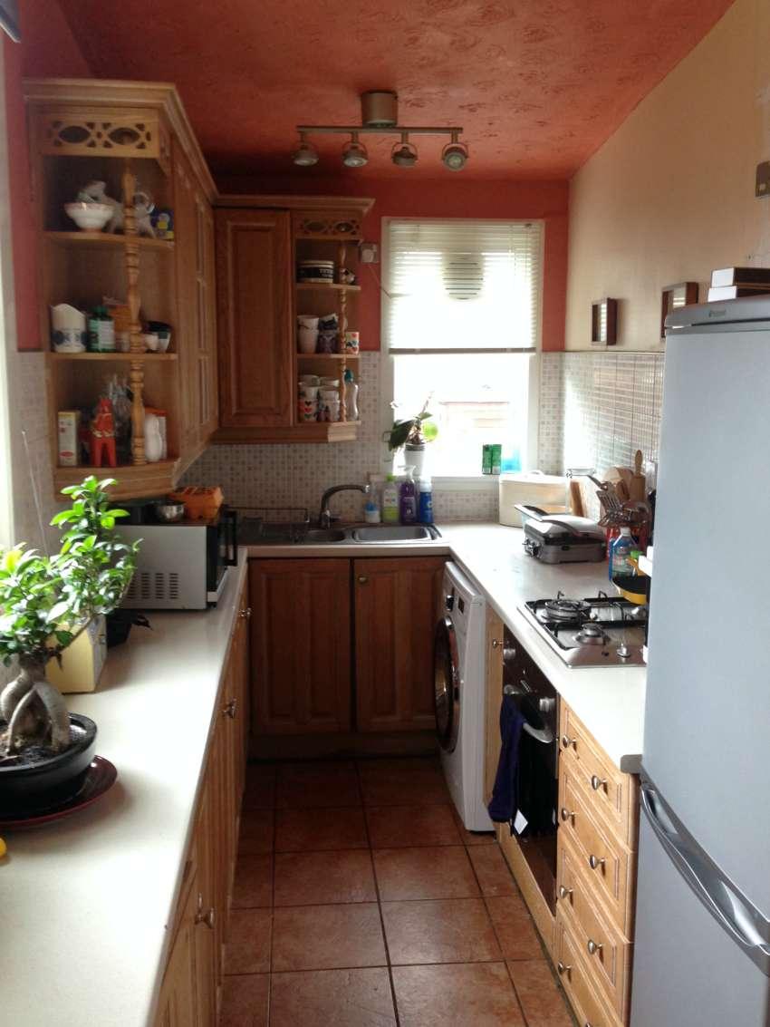 orange kitchen 2