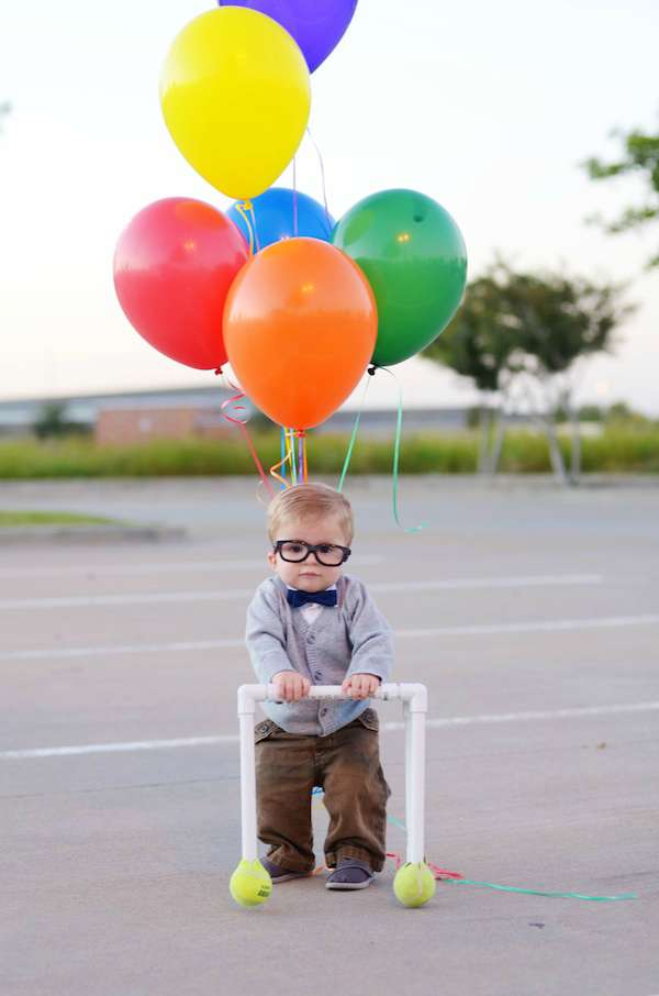 carl from up costume & 15 Homemade Halloween Costumes for Kids | Moral Fibres - UK Eco ...