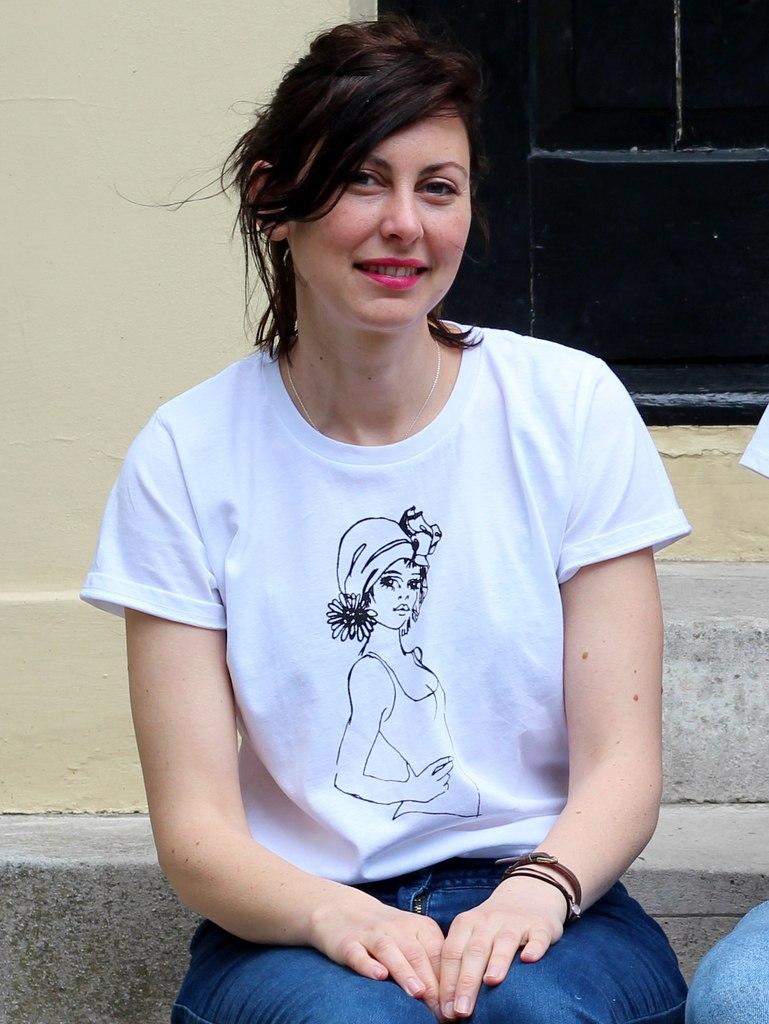 Jackie Magazine t-shirt