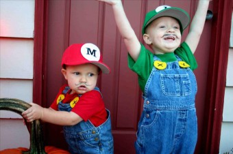 homemade halloween costumes for kids
