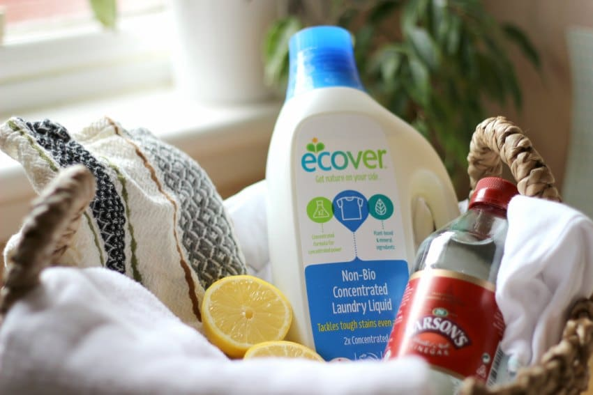 Natural Stain Remover For Clothes