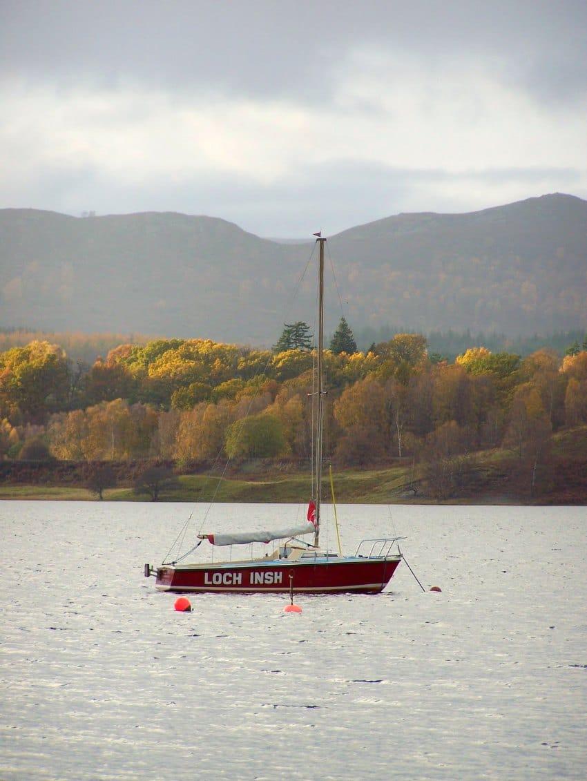 Loch Insh Aviemore