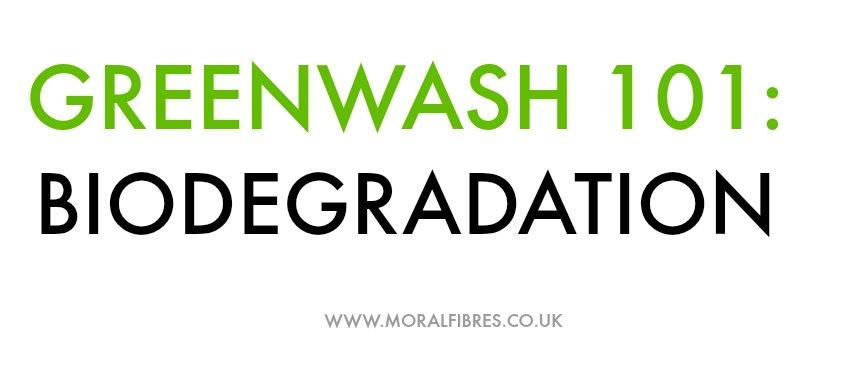 greenwash 101