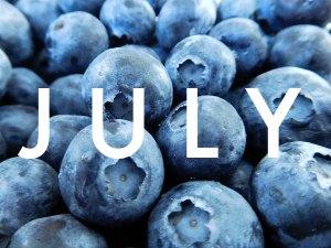 in season in july
