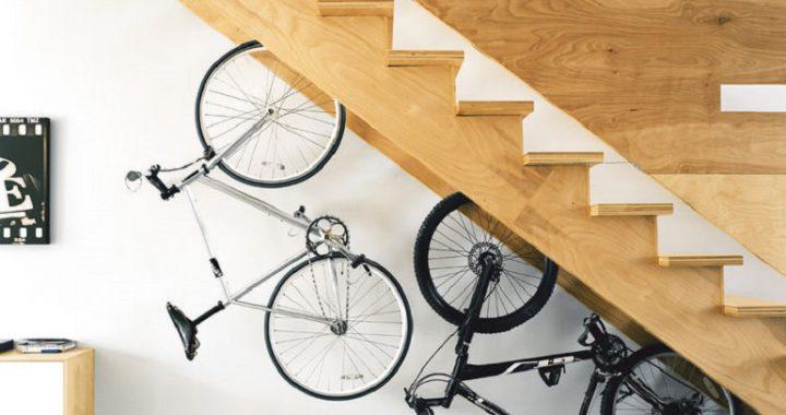Clever Indoor Bike Storage Ideas  sc 1 st  Moral Fibres & Clever Indoor Bike Storage Ideas   Moral Fibres - UK Eco Green Blog