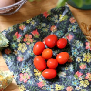 Beeswax Food Wrap DIY