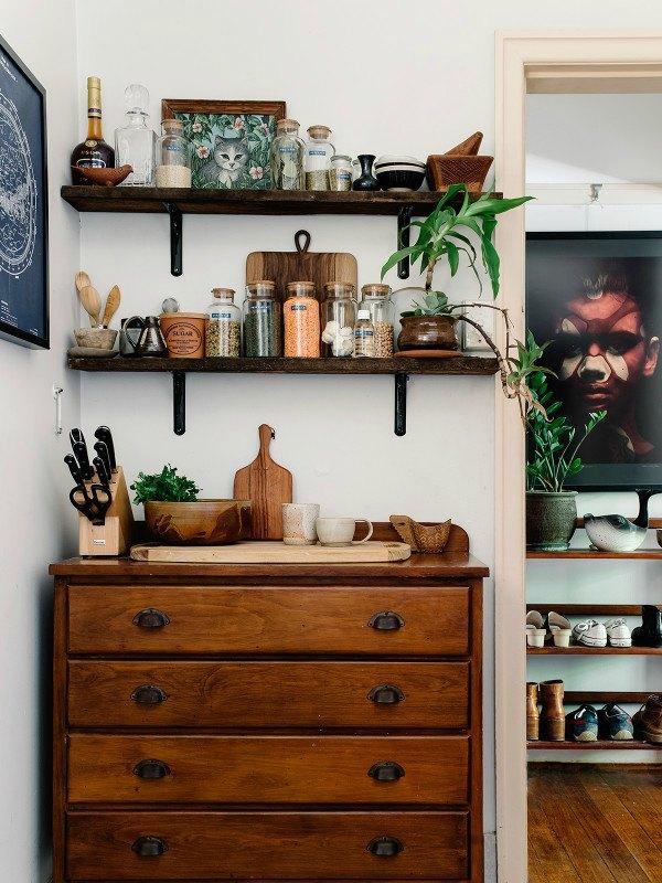 An Effortlessly Stylish Secondhand House Moral Fibres
