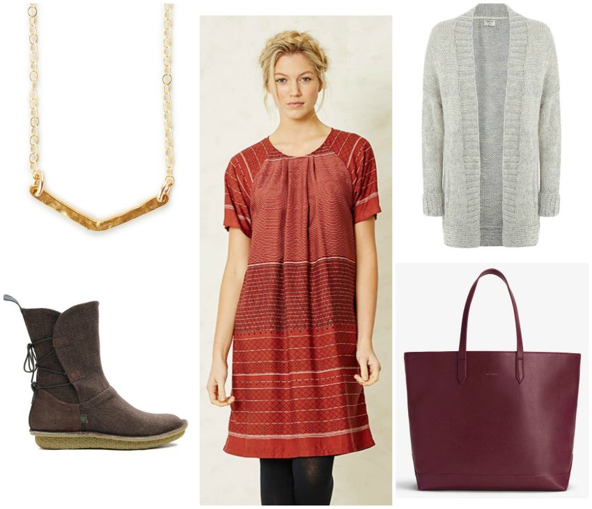 wardrobe inspiration - ethical clothes for autumn