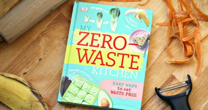 my zero waste kitchen dk books jane turner