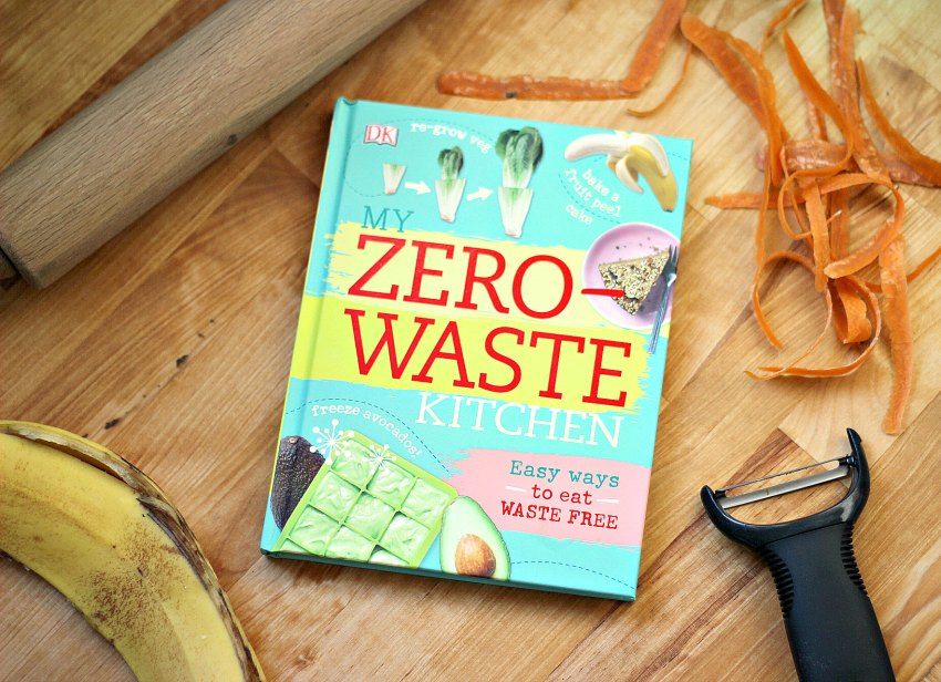 my zero waste kitchen dk books jane turner