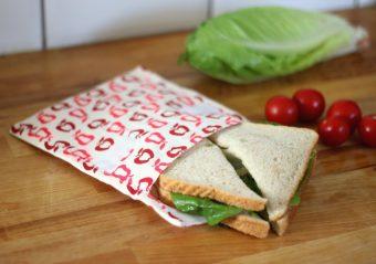 keep leaf sandwich bag