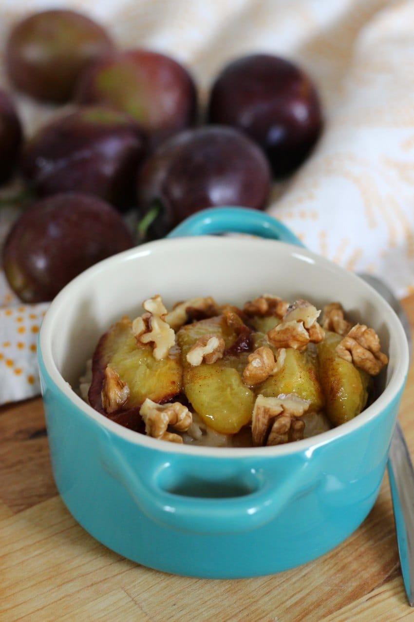 organic porridge recipe
