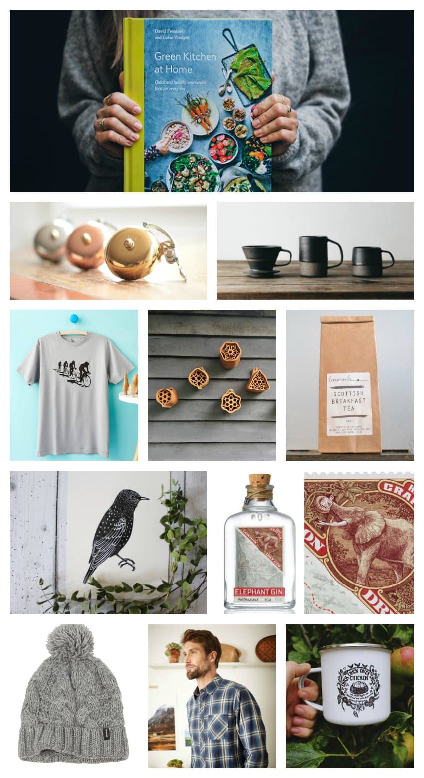 ethical christmas gifts for men