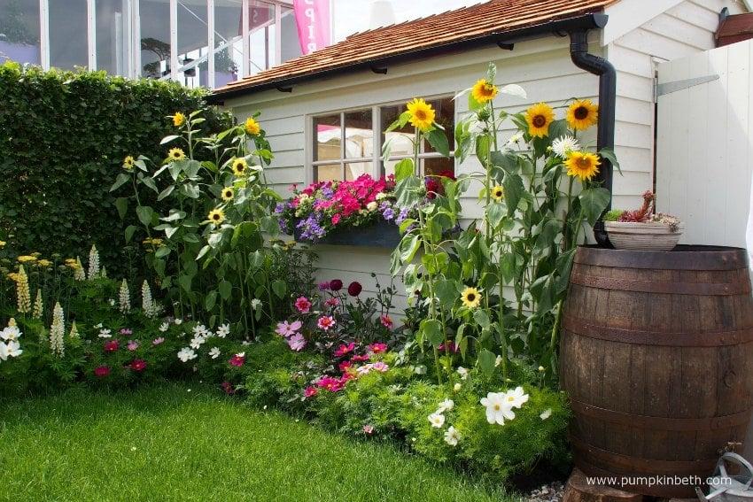 sustainable garden ideas   Moral Fibres - UK Eco Green Blog