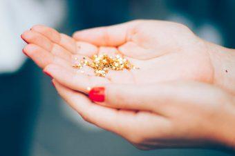 eco friendly glitter alternatives