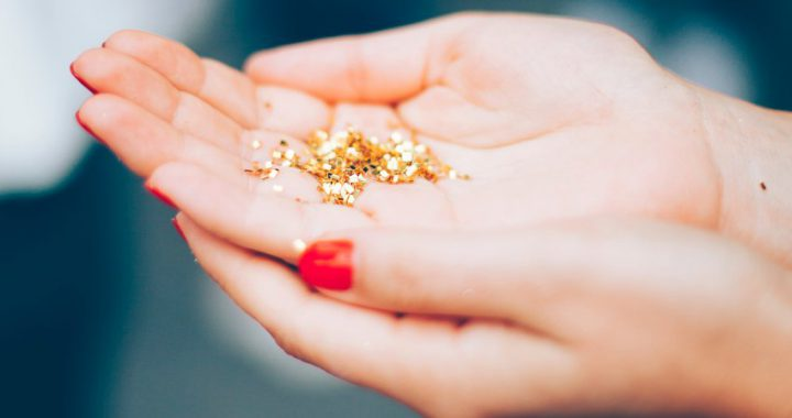 eco friendly glitter alternatives