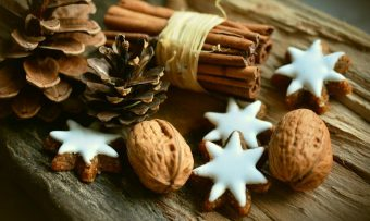 palm oil free christmas food