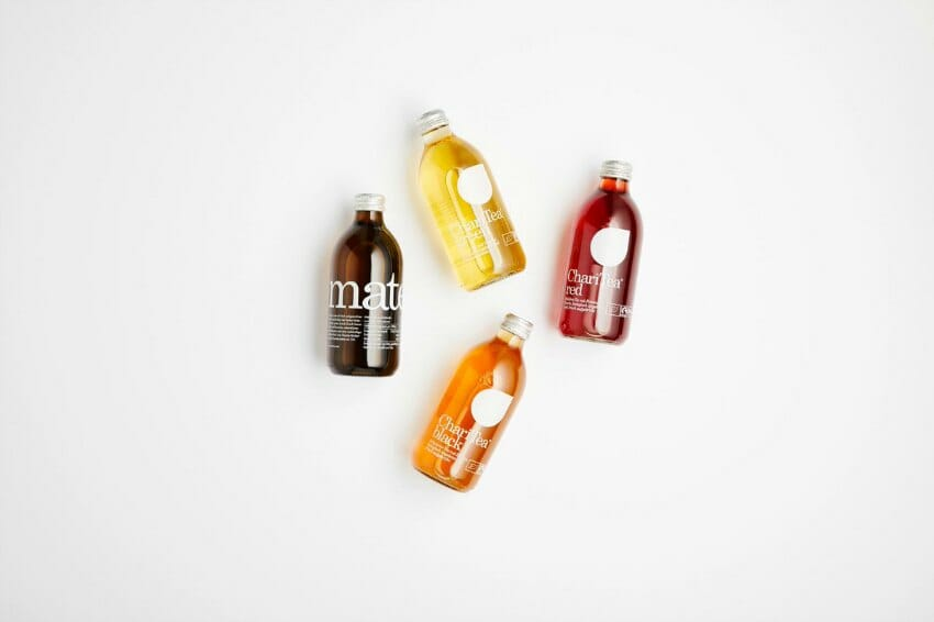 charitea ethical soft drinks