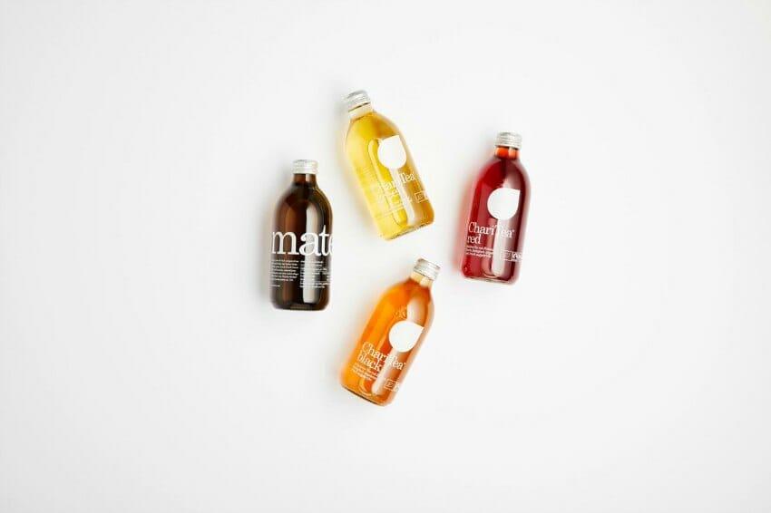 charitea ethical soft drinks