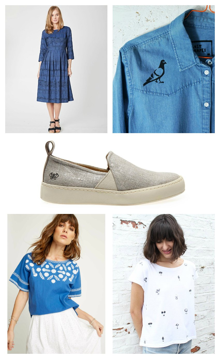 ethical clothes for spring