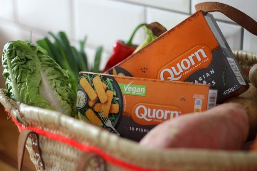 quorn uk
