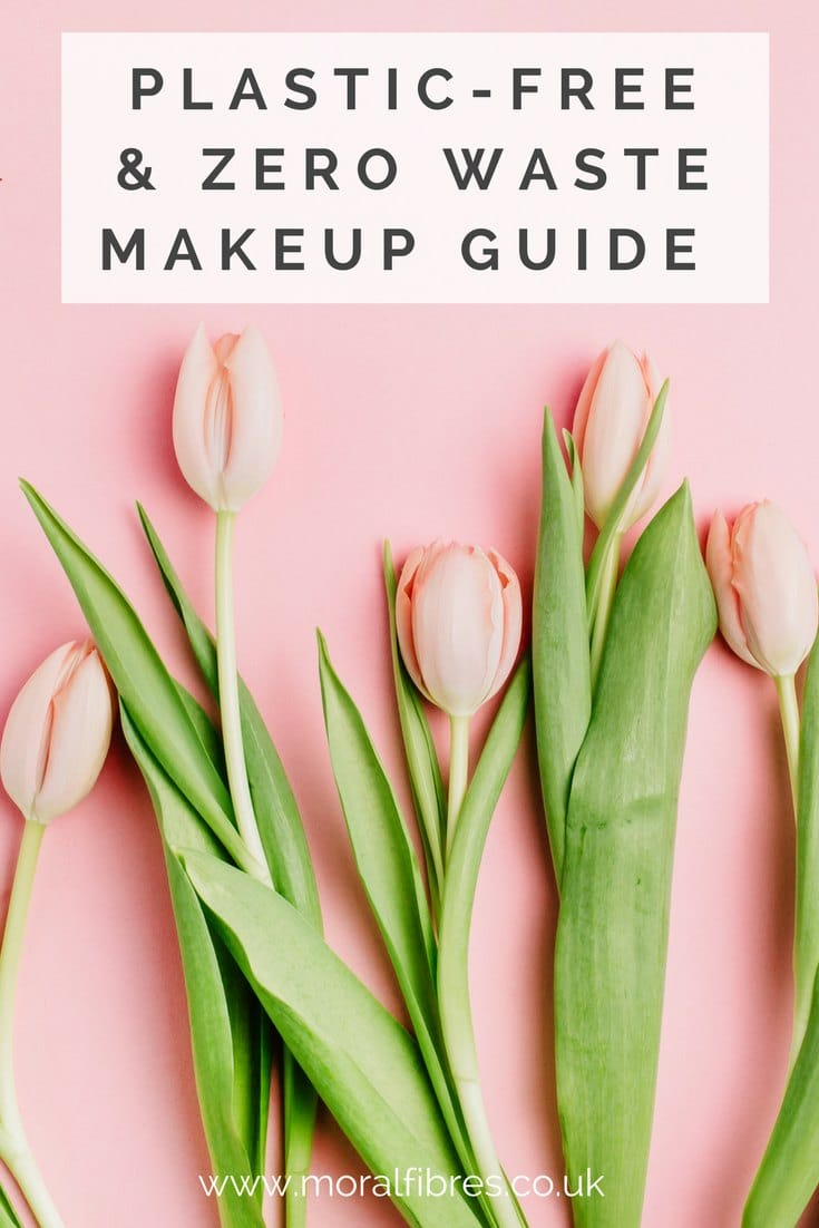 plastic free makeup guide