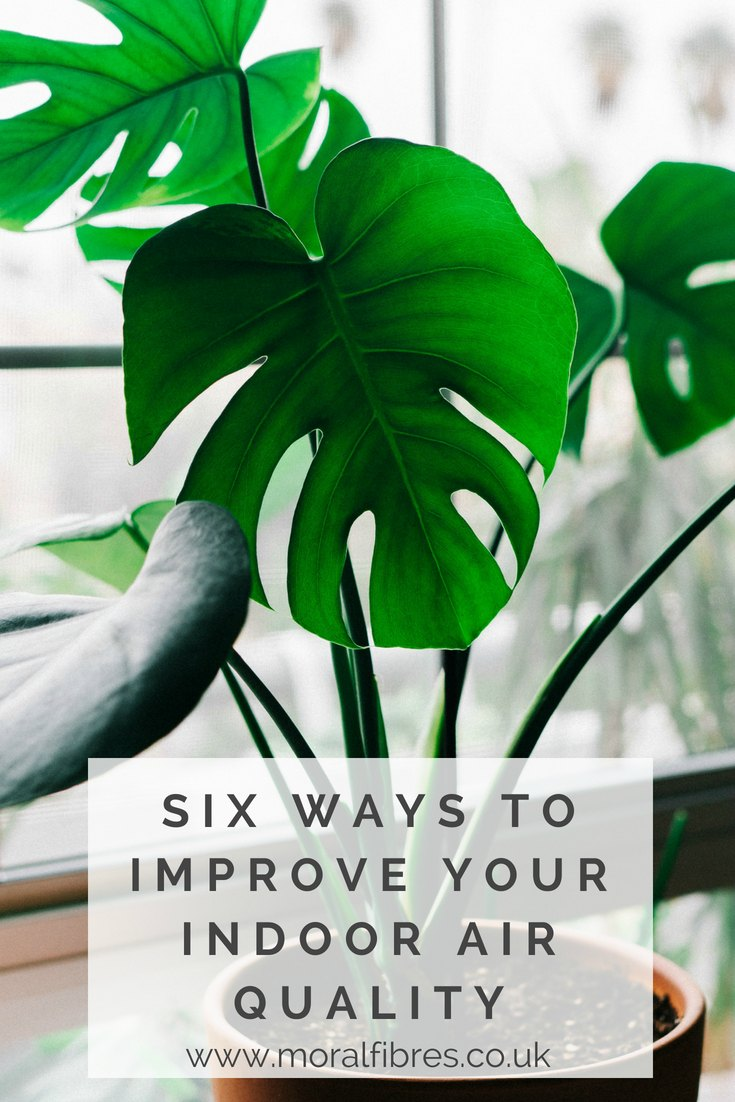 how to improve air quality indoors